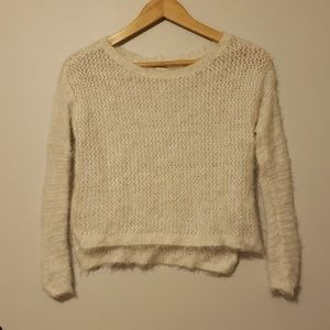 Abercrombie and fitch girls sweater